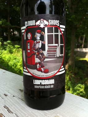 Clown Shoes Lubrication 22 oz Bomber