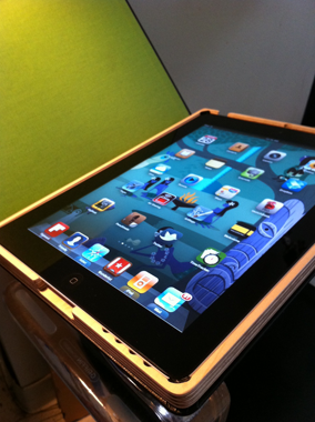 Portenzo iPad Case